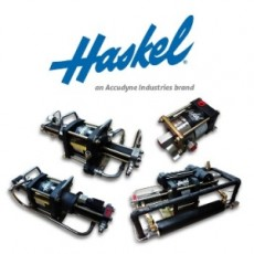 Haskel Pumps, Boosters and Amplifiers
