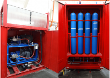 BLOWOUT PREVENTER (BOP) TEST BAY