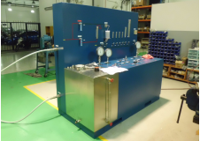 HYDROSTATIC & SEAT LEAK TEST SYSTEM