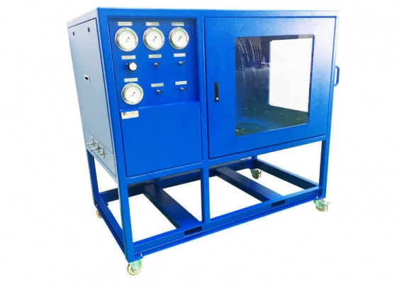 HOSE TEST BENCH SYSTEM