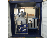 MOBILE STORAGE COMPRESSOR